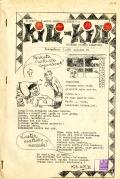 Bilbao'ko S. Anton Euskal-Katekesi'ko Kili-kili : noizean beingo idaztiñoa.