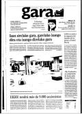 Gara [Recurso electrónico] : Euskal Herriko egunkaria.